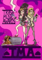 Trash Musica Awards-TMA_cover by friend-of-totoro