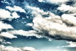 clouds by PACRAND