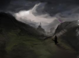 speed painting 1 by hot-patato