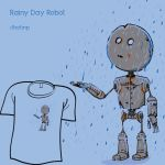 Robot in the Rain by tholm