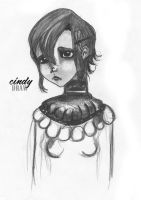 LITTLE SADNESS by Cindyvanellope