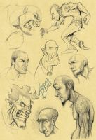 Sketches 03 by andrebdois