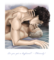 Johnlock- Do you got a boyfriend? - Obviously! by RedPassion