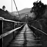 swing bridge by arayo
