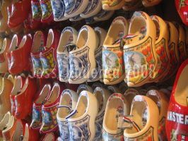 Shoes in Amsterdam by J6Blondie