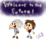 Welcome To the future! by SweetSilvy