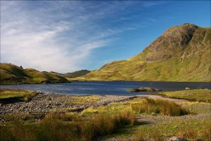 Stickle Tarn by scotto
