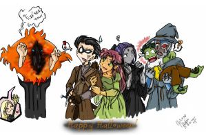 TT-Happy Halloween by ramhay