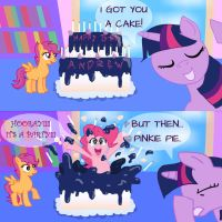 I made you another cake... by avidlebon