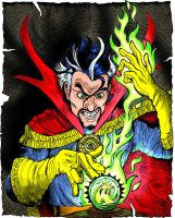Doctor Strange by Stone-Pi-Comics