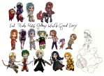 Roleplay-Chibis by Lupaparva