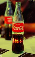Vintage Coca Cola by RebecaJuditDESIGNS