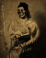 Victorian horror portrait by MercuriusSublimatus