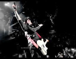 BillieJoeArmstrong Wallpaper_5 by my-violet-dreams