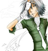 Gokudera quick draw by is-teh-lurvz