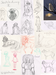 sketchdump by Valhelos