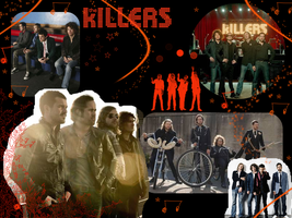 The Killers compilation by MissArkhamAngel
