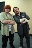 Sonny Strait and I by maniackiller013