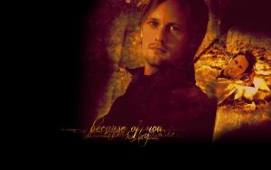 Alexander Skarsgard - Because by Firlachiel