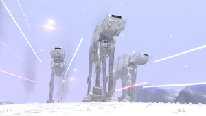 Spore: Imperial AT-AT by Cryptdidical