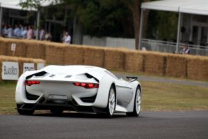 GT by Citroen - Rear by TVRfan