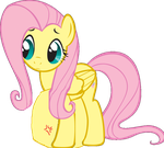 Can you.. rub my belly, please? by Fluttershy-Vore