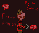 Freddy Krueger's shoutout (That means Jason too) by Iluvmichaelmyers98