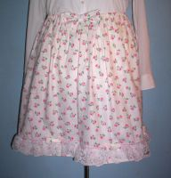 Time for Tea Skirt by GothicDorothy