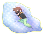 TXC: Pillow Orin Chibi by Imp-y