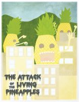 The Attack of the Living Pineapples by whosname