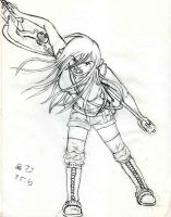 daily sketch o13 by Cracy-Lady-I-S-cream