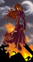 X3 Jean Grey Color2 by phoenixnightmare