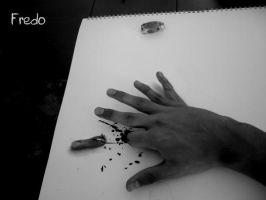 Sixth Finger by byfredo