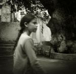 a girl from Crete by Kaarmen