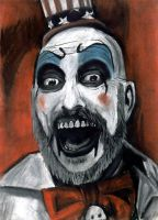 Captain Spaulding-robotatomico by Horror-Forever