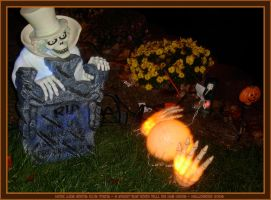 Haunted Mansion Tombstone Fred by WDWParksGal
