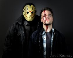 Jason and Tommy - Happy Friday the 13th by jarodkearney