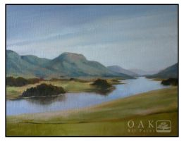landscape study 01 by OAK-Art-Gallery