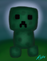 Baby Creeper by Budgies