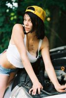 Auto Mechanic by IsabelVinson