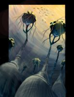 Underwater Trees revised by Conteart