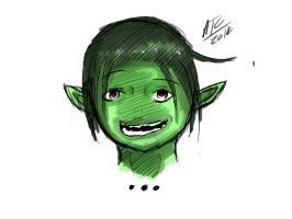 Goblin First digital in 2 years by KingFromHatena
