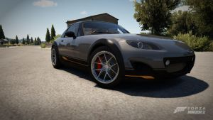 Forza Horizon 2 - 2010 Mazda MX-5 Super20 by ZER0GEO