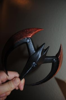 Batman Beyond Batarang Cast by ZigorC