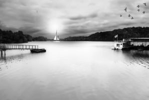 Sailboat by samkennedy