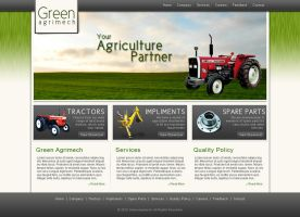 Green AgriMech by wasimshahzad