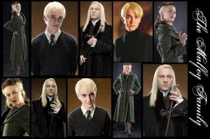 The Malfoy Family- Survivors by Alwaysss-Sslytherin