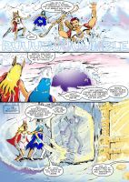 She-Ra - The Frozen First One - p 2 ITA by M3Gr1ml0ck