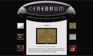 Cerebrum by probably-edible