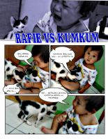 KUM KUM VS RAFIE by swarafun